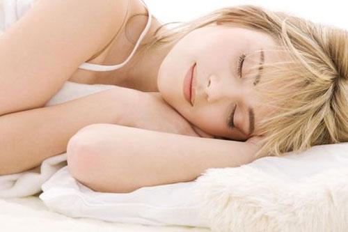 Tạo một thói quen trước khi ngủ